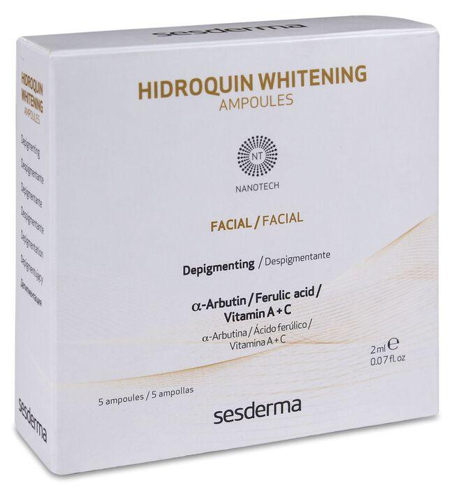 Sesderma Hidroquin Whitening Ampollas Despigmentantes, 5 Ampollas