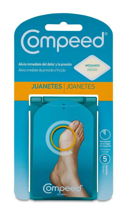Compeed Juanetes, 5 Uds
