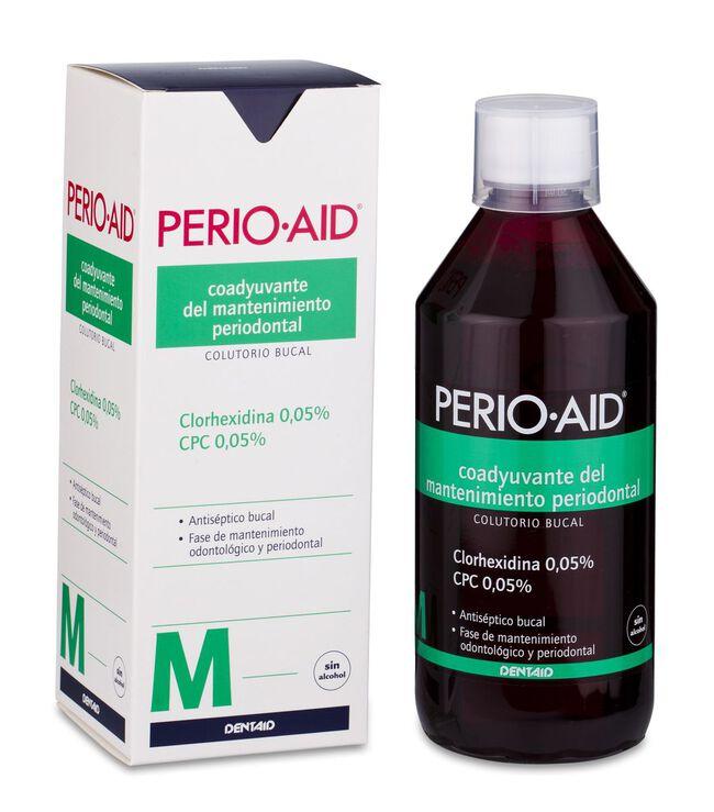 Perio Aid Mantenimiento Colutorio, 500 ml