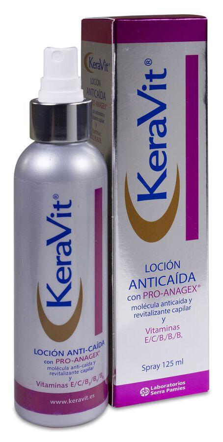 Keravit Loción Anticaída, 125 ml
