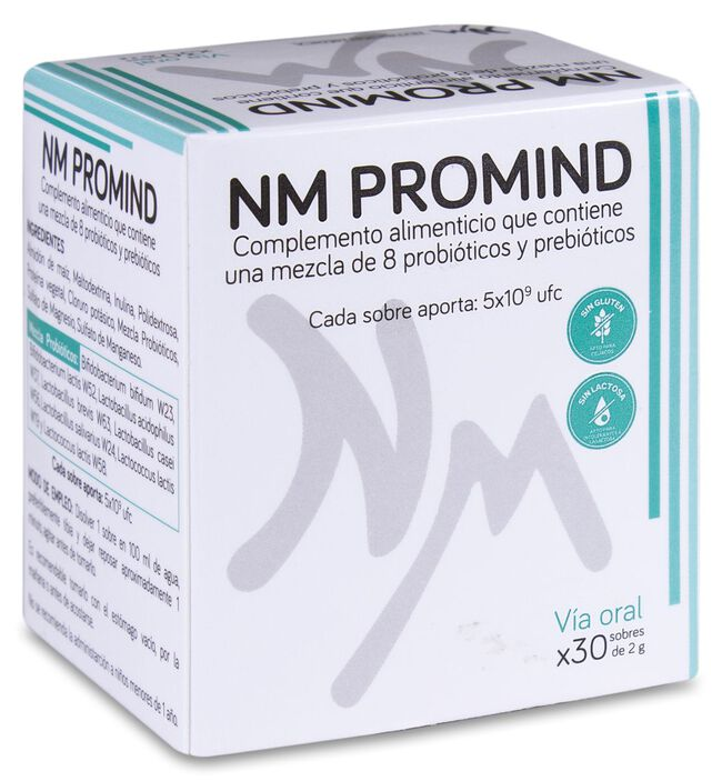 NM Promind, 30 Sobres