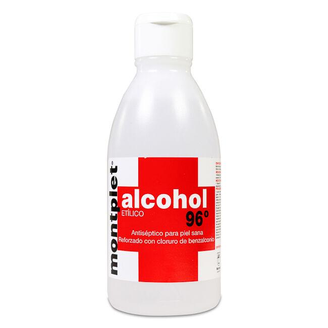 Montplet Alcohol 96º, 250 ml