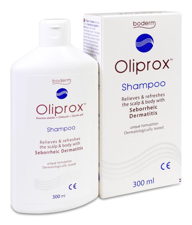 Boderm Oliprox Champú, 300 ml