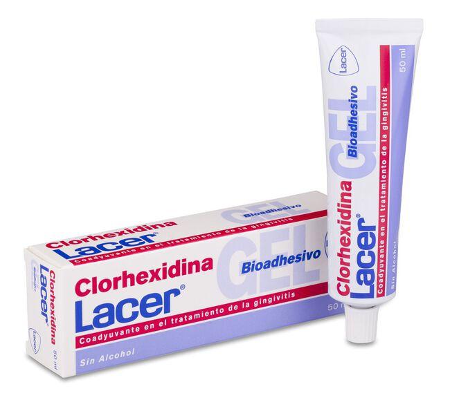 Lacer Clorhexidina Gel Bioadhesivo, 50 g