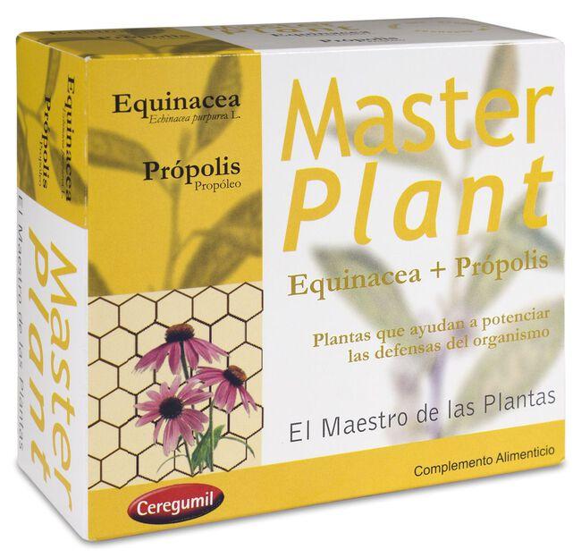 Master Plant Equinácea y Própolis, 10 Ampollas