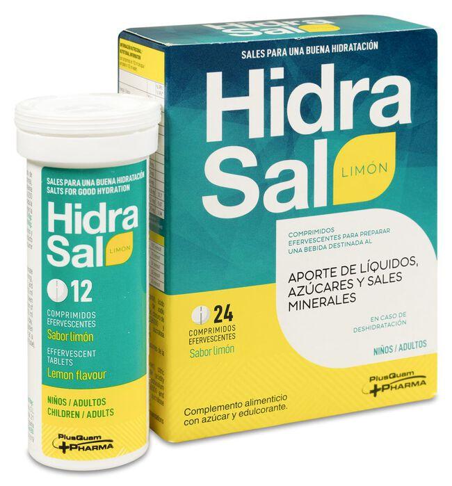 Hidrasal Limón, 24 Comprimidos