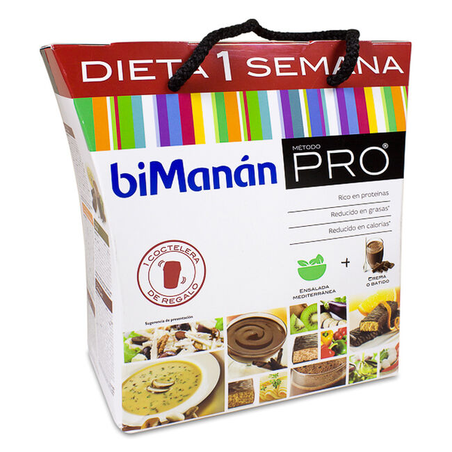 Bimanan Pro Dieta 1 Semana, 1 Ud