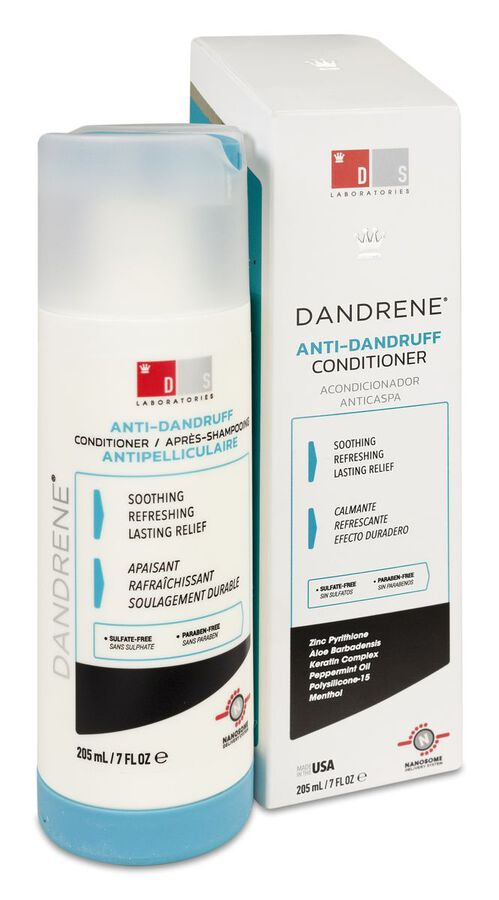Dandrene Acondicionador Anticaspa, 205 ml