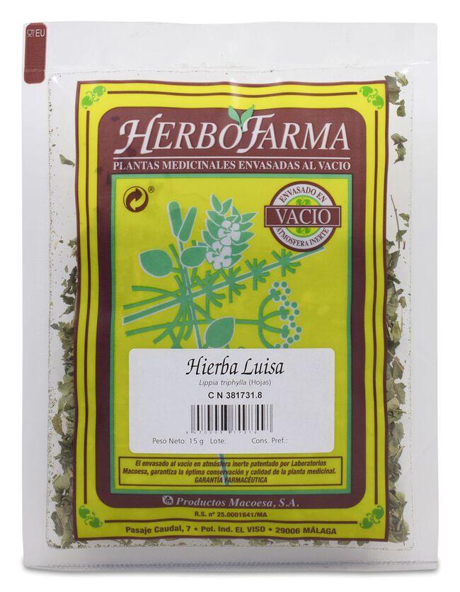 Herbofarma Hierba Luisa, 30 g