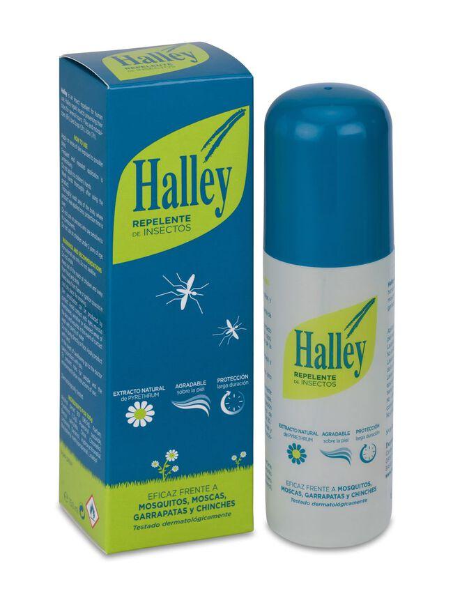 Halley Repelente Insectos en Spray, 150 ml