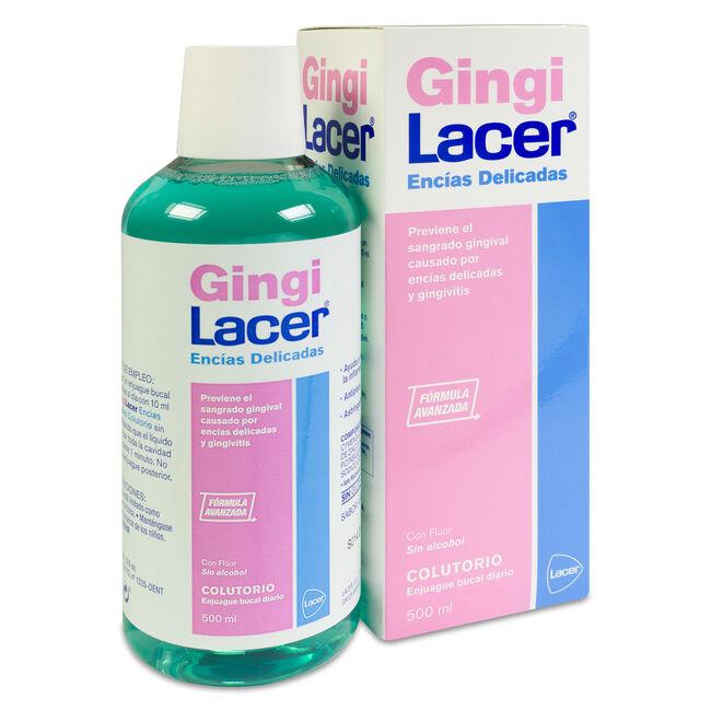Lacer Gingilacer Colutorio, 500 ml