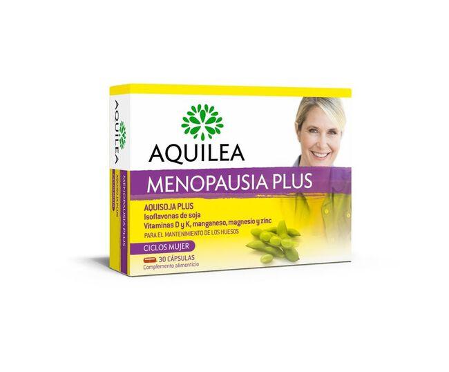 Aquilea Menopausia Plus, 30 Cápsulas