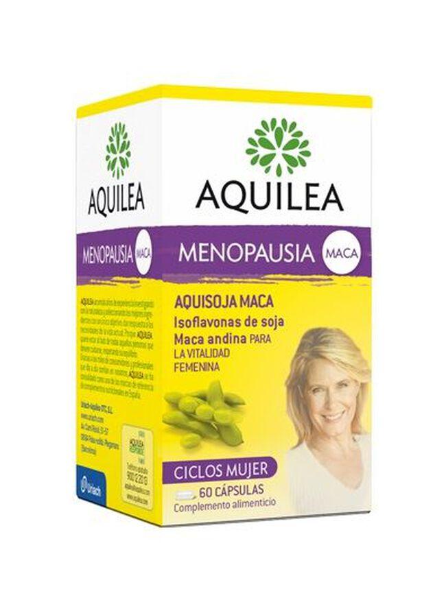 Aquilea Menopausia Maca, 60 Cápsulas