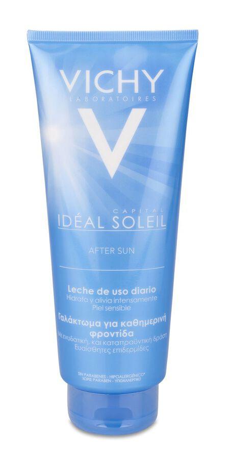 Vichy Idéal Soleil Leche Calmante After-Sun, 300 ml