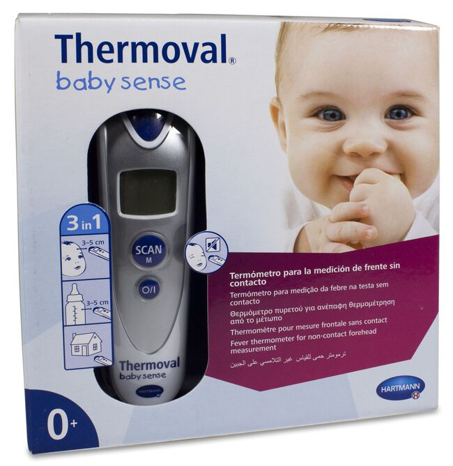 Thermoval Termómetro Baby Sense, 1 Ud image number null