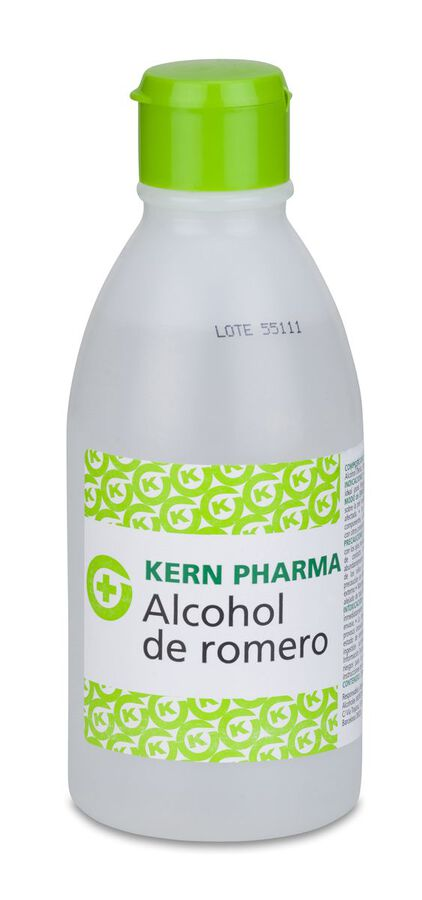 Kern Alcohol de Romero, 250 ml