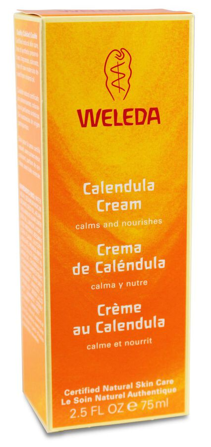 Weleda Crema Caléndula Piel Sensible, 75 ml