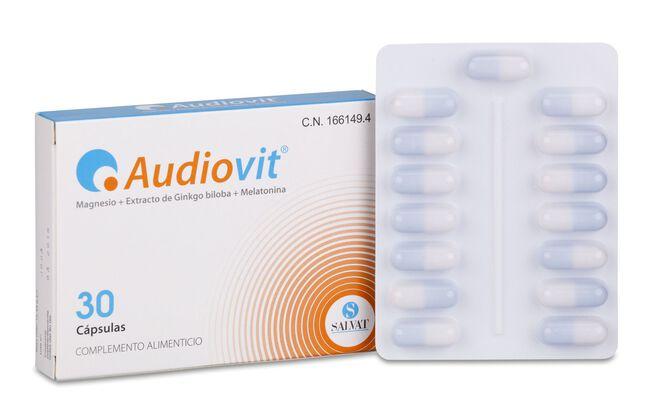 Audiovit, 30 Cápsulas