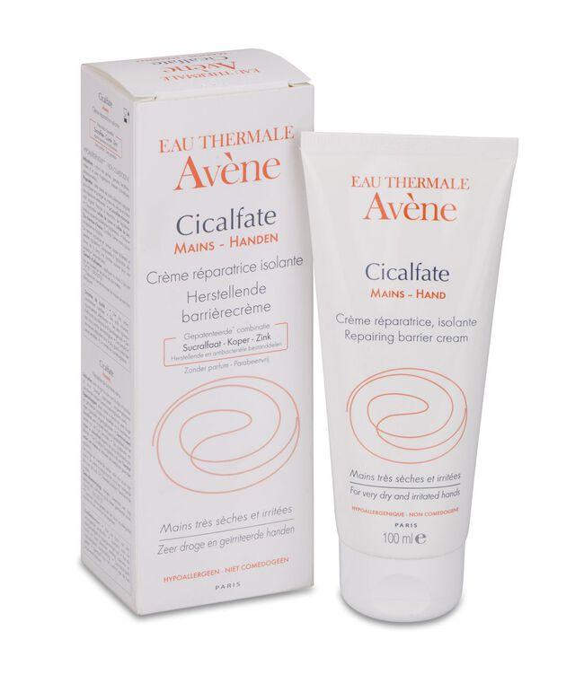 Avène Cicalfate Crema De Manos, 100 ml