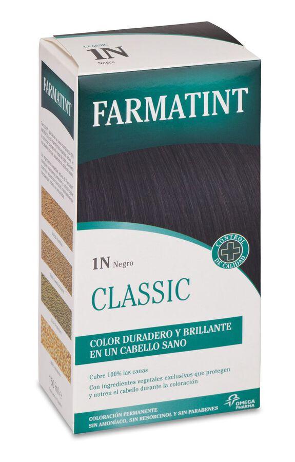 Farmatint Tinte Capilar 1N Negro, 1 Ud