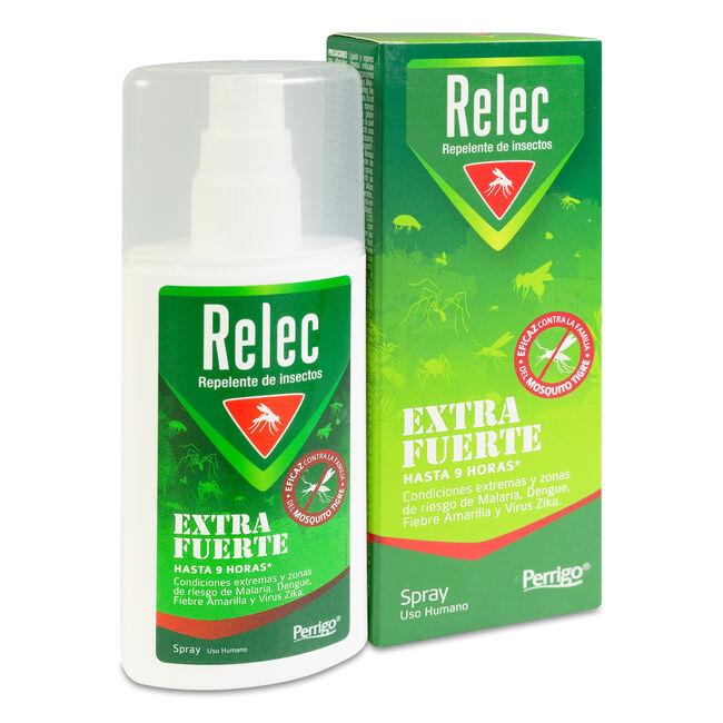 Relec Extra Fuerte Repelente Spray, 75 ml