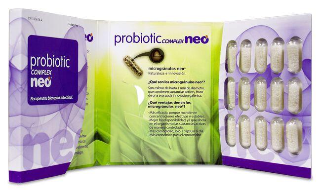 Probiotic Complex Neo, 15 Cápsulas
