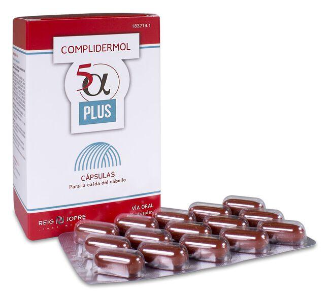 Complidermol 5 Alfa Plus, 60 Uds