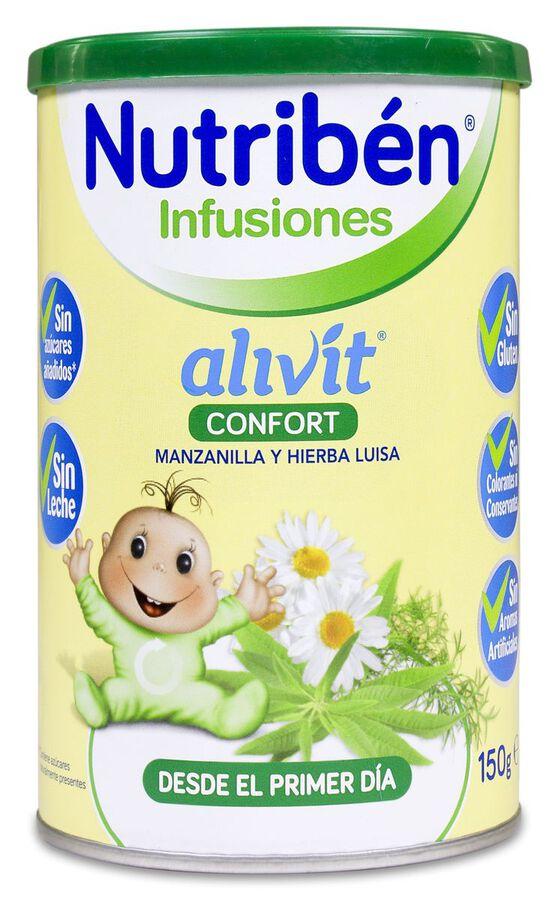 Nutribén Infusiones Alivit Confort, 150 g