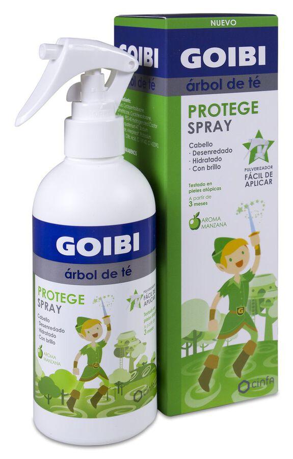 Goibi Árbol de Té Spray Protege Aroma Manzana, 250 ml