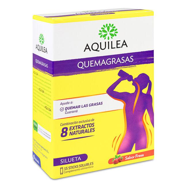 Aquilea Quemagrasas, 15 Sticks