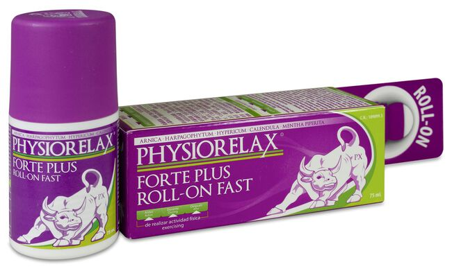 Physiorelax Forte Plus Roll-on Fast, 75 ml