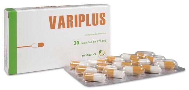 Variplus, 30 Uds