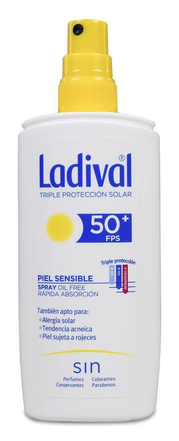 Ladival Spray Sensible SPF 50+, 150 ml