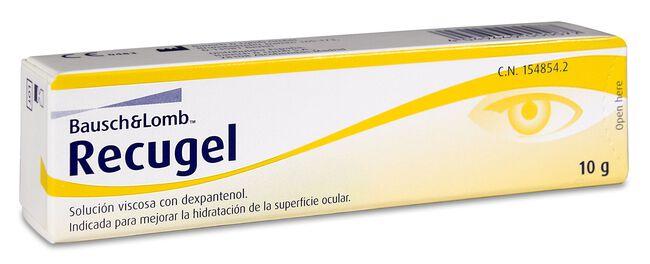 Recugel Gel Oftálmico, 10 g image number null
