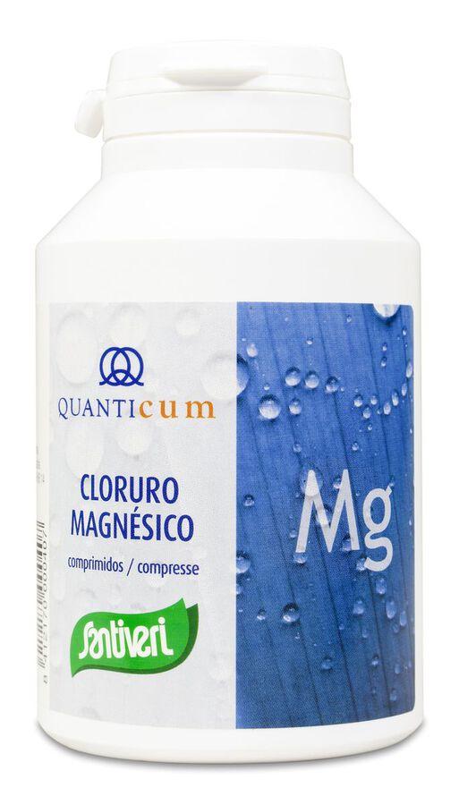 Santiveri Cloruro Magnésico, 230 Comprimidos