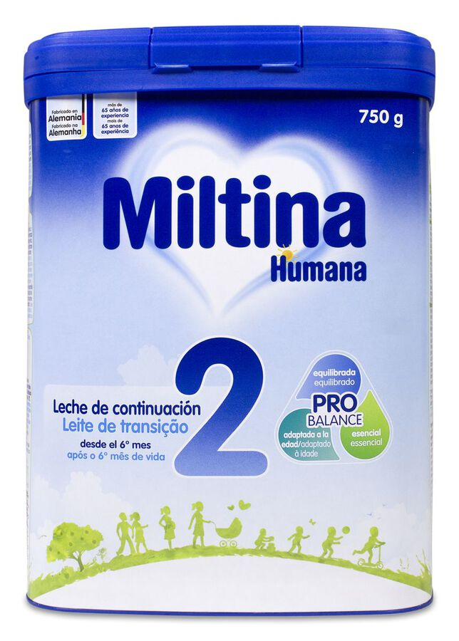 Miltina 2 Probalance, 750 g