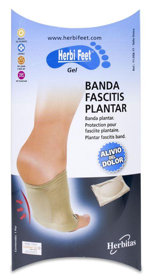Herbi Feet Banda Fascitis Plantar, 1 Ud