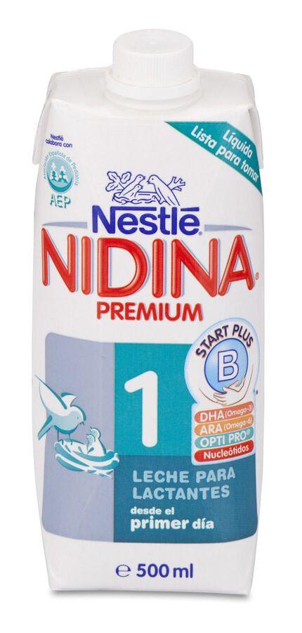 Nidina Premium 1 Líquida, 500 ml