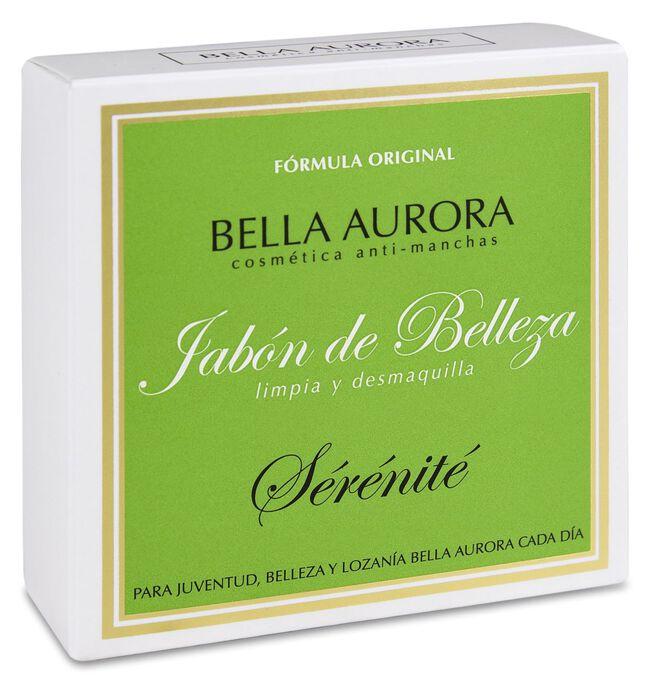 Bella Aurora Jabón de Belleza Sérénité, 100 g