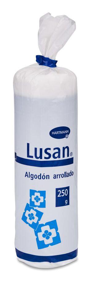 Lusan Algodón Arrollado, 250 g