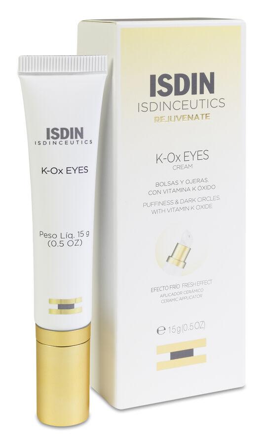 Isdin K-Ox Eyes Contorno de Ojos, 15 ml