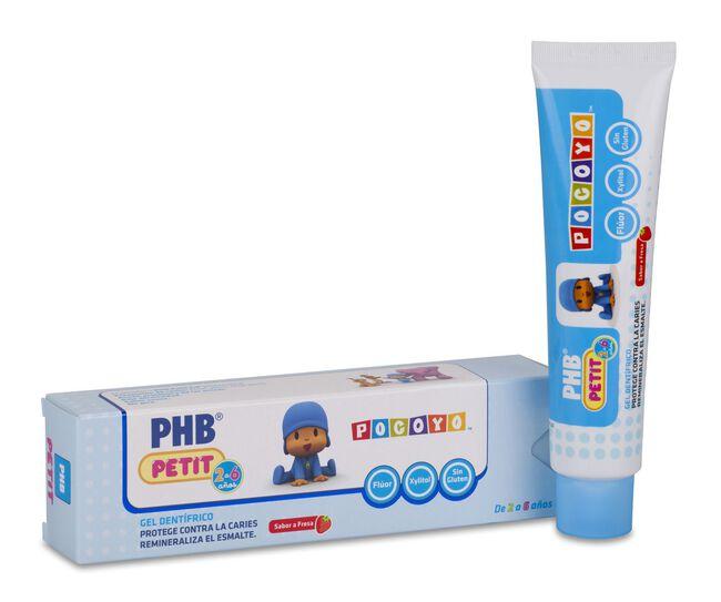 PHB Petit Gel Dentífrico Infantil Pocoyó, 75 ml