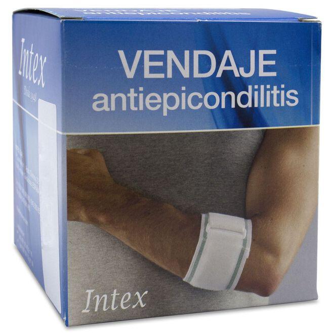 Intex Vendaje Antiepicondilitis Talla Grande, 1 Ud
