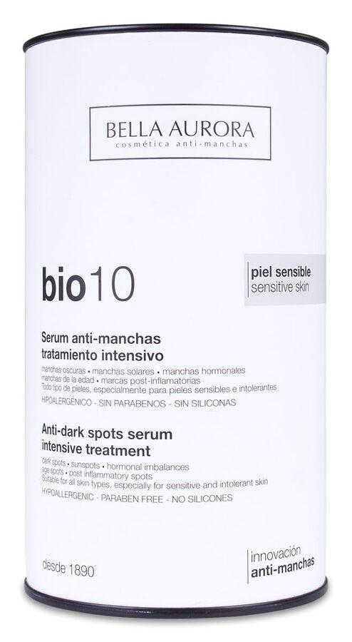 Bella Aurora Bio 10 Fluido Anti-manchas Piel Sensible, 30 ml