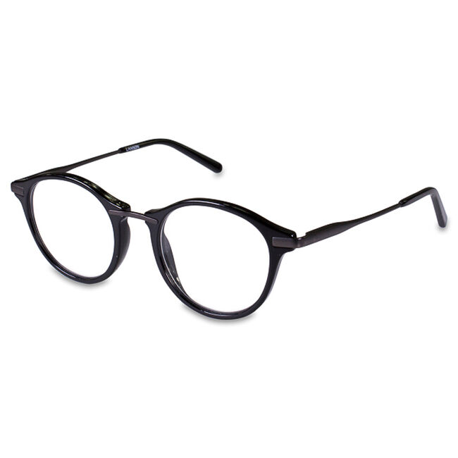 Farline Gafas de Presbicia Otawa Negro 2,5, 1 Ud