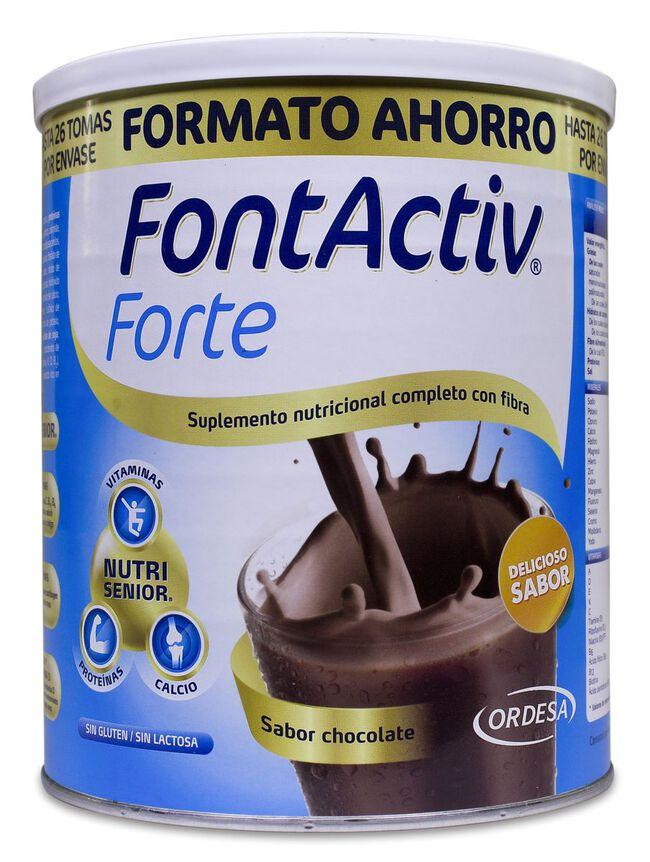 Fontactiv Forte Chocolate Bote, 800 g