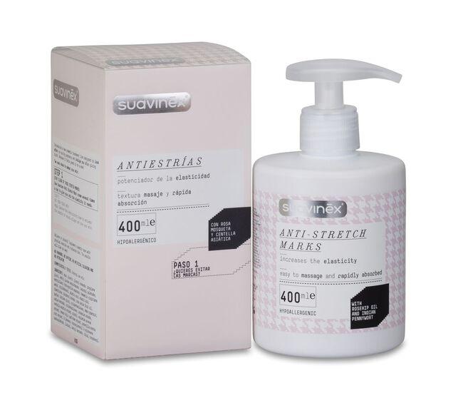Suavinex Antiestrías, 400 ml