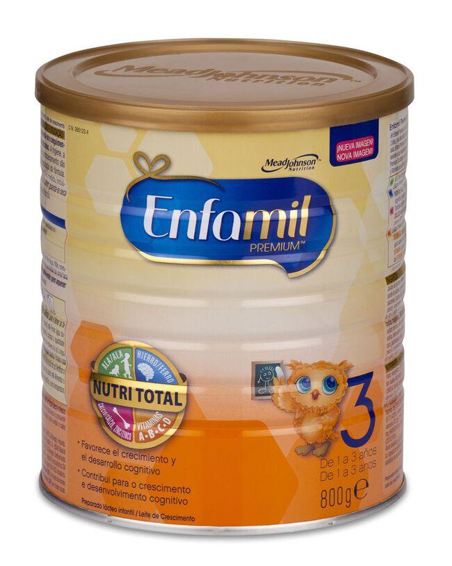 Enfamil Premium 3, 800 g image number null