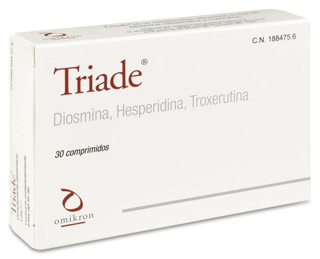 Omikron Triade, 30 Comprimidos