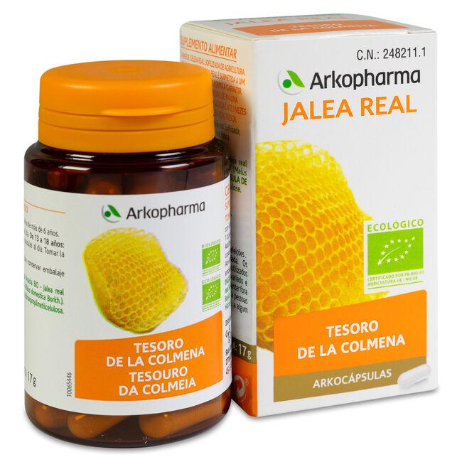 Arkopharma Arkocápsulas Jalea Real, 45 Uds